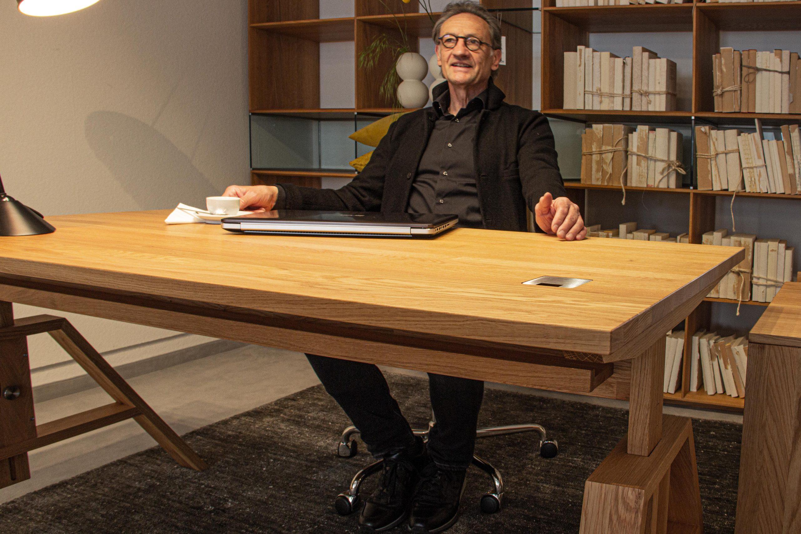 Möbel TAUSCH - einrichten - Schreibtisch Atelier