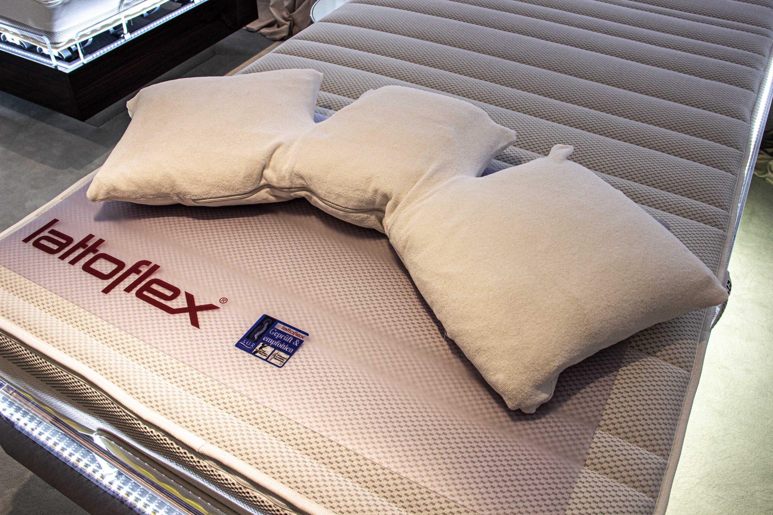 Möbel TAUSCH - einrichten - Settsystem Lattoflex