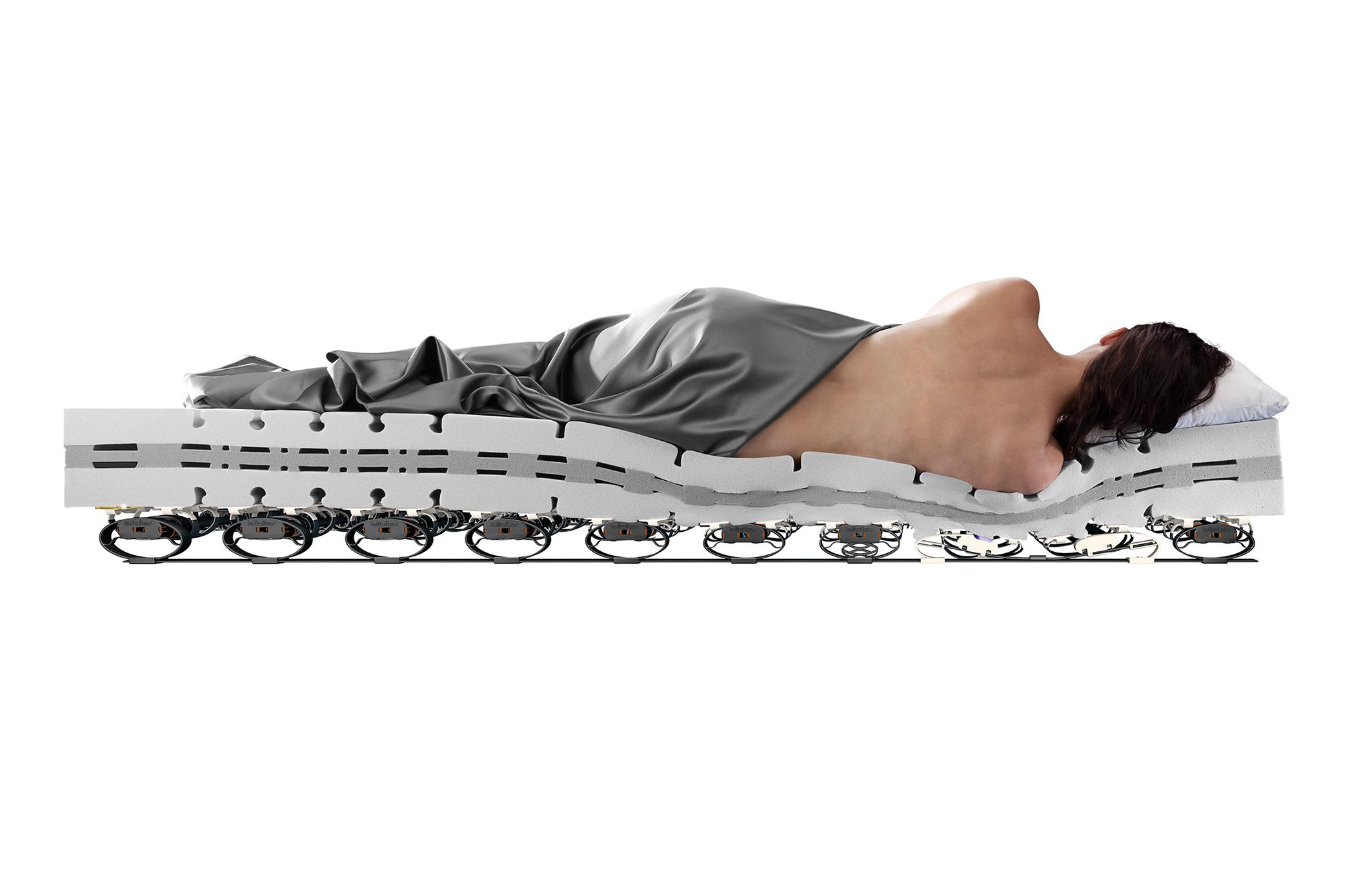 Möbel TAUSCH - einrichten - Bettsystem 300 Lattoflex